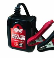 Maypole 12v Fully Automatic Car Battery Trickle Charger - BRAND NEW & SEALED