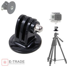 EU STOCK -- Tripod Adapter Mount Bracket Stand For GoPro HD & Hero 1 2 3 4 /GP03