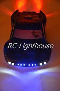 Traxxas Slash RC10 HPI RC LED Light Set that's Universal. #67