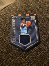 Ja Morant 19-20 crown royale heirs to the throne jersey #ht-jm