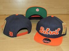 Detroit Tigers American Needle Twill Logo Cooperstown Snapback hat cap Men's