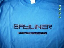 Bayliner Boats Screen Printed T-Shirt Heavy Weight M-5XL