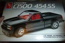 AMT CHEVY C-1500 454 PICKUP TRUCK 1/25 MODEL CAR MOUNTAIN KIT FS
