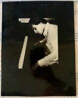 Original James Taylor 1977 Tour Handy Man Concert Program Linda Ronstadt Ad