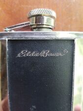 Eddie Bauer Small Silver Flask