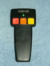 Genie AT95 390 megahertz three-button Garage Door & gate remote opener