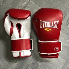 EVERLAST MX 12oz - RED - Professional Sparring/Training Gloves - Grants Reyes