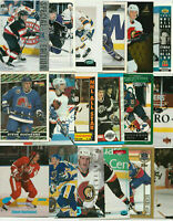 Steve Duchesne 52 Card Lot Nice Mix See Scans NHL Hockey