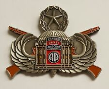 US Army Airborne Panther Breach Alpha Company 3rd BSTB 505th PIR 82nd Abn Div