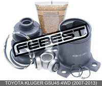 Inner Joint 20X95 For Toyota Kluger Gsu45 4Wd (2007-2013)