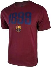 Icon Sports Men FC Barcelona Officially Licensed Soccer T-Shirt Cotton Tee -10