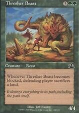 4x MTG: Thresher Beast - Green Common - Prophecy - PCY - Magic Card
