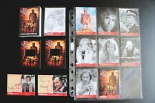 The Wicker Man Mini Master set. INCL SKETCH CARD (M.DYE) AUTOGRAPHS, FILM CELLS