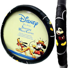 NEW Disney Mickey Mouse Vintage Classic Car Truck SUV Van Steering Wheel Cover