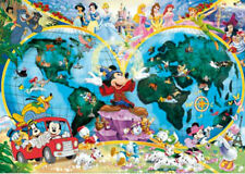 Ravensburger Disney World Map Puzzle 1000pc
