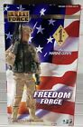 ELITE FORCE 1/6 FREEDOM FORCE PERSIAN GULF US MARINE CORPS COLLECTIBLE FIGURE
