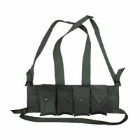 Rhodesian Fereday & Sons Chest Rig OD Green - Reproduction Qo216