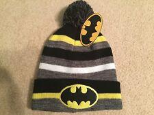 SUPERMAN vs. BATMAN Justice LEAGUE movie DC COMIC book MEN's Ski BEANIE Hat cap