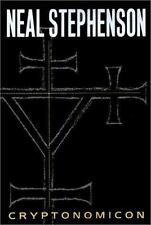 Neal Stephenson, Cryptonomicon, Hardcover, 1st Edition, 5th Print Very Good