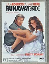 Runaway Bride (DVD, 2002) Region 4