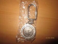 Peter Brock Limited Edition VIP Membership Key Ring - Individual Number Rare !!