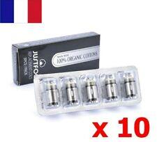 Resistances JUSTFOG COILS S14 G14 C14 Q16 Q14 P16 P14 1,6ohms Envoi suivi FRANCE
