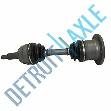 Complete Front Driver or Passenger Side CV Axle Shaft - 4WD - Made in USA