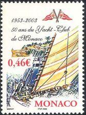 Monaco 2003 Yacht Club/Sailing/Sports/Boats/Sail/Transport 1v (n38940)