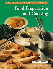 Food Preparation and Cooking: NVQ/Svq Workbook Level 2-ExLibrary