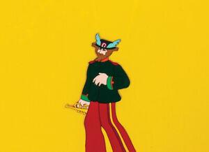 1968 Ringo Starr The Beatles Yellow Submarine Animation Cel United Artists