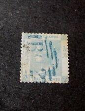 Hong Kong  Stamp Scott# 3 Queen Victoria 1862 L99