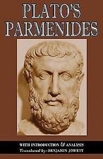 Parmenides (Paperback or Softback)