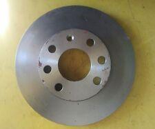 Paire de disques de frein OPEL DAEWOO - VALEO 186188