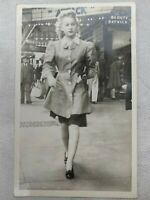 "VTG Black and white Picture of Beautiful Woman from Seattle Photograph 5.5""x3.5"""