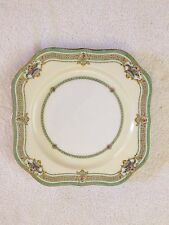 """VINTAGE MEITO F&B CHINA JAPAN SQUARE LUNCHEON PLATES DUBLIN PATTERN 8 3/8"""""""