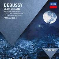 DEBUSSY: CLAIR DE LUNE USED - VERY GOOD CD