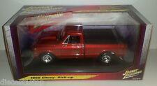 1:18 Scale Johnny Lightning 1968 Chevrolet Pickup - Bronze