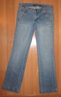 "EUC Women's DKNY Blue Jeans US 5 / UK 6 / 8 Waist 30""  Low Rise Bootcut"