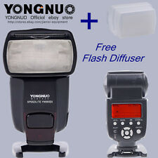 YONGNUO  Flash Unit Speedlite YN-565EX II for Canon Rebel 700D T4i T3i T2i T1i