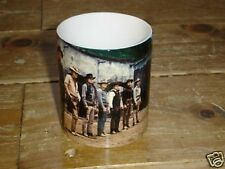 The Magnificent Seven 7 Colour MUG  McQeeen Yul Brynner