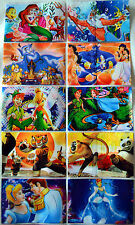14 x EASTER EGG WRAPS THERMO SLEEVES, DISNEY CARTOON CHARACTERS for kids