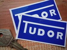 Tudor LAVAVETRI classico RESTAURO AUTO ADESIVI JAGUAR TRIUMPH MG Healey FORD