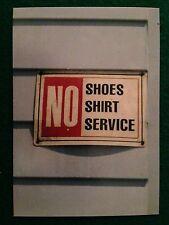 Pubblicità Advertising Cartolina Postcard - SISLEY 1999 by Terry Richardson
