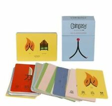 Chineasy 60 Flashcards Card Book ShaoLan