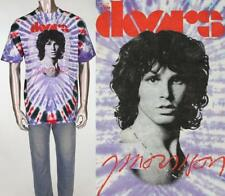 90s Vintage The Doors Jim Morrison Rock Concert Unworn Tie Dye Rap Tee T Shirt