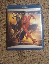 Spider-Man 3 Blu Ray   (Spiderman 3)