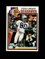 1979 Topps Football #198 Steve Largent (Seahawks) NM