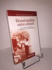 Homéopathie mère-enfant par le Docteur Gérard Valery-Coquerel