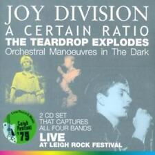 Joy Division : Live Leigh Rock Festival 1979 CD (2007) ***NEW***