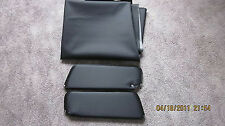1973-77 cutlass  sun visors & T Top headliner black premiere